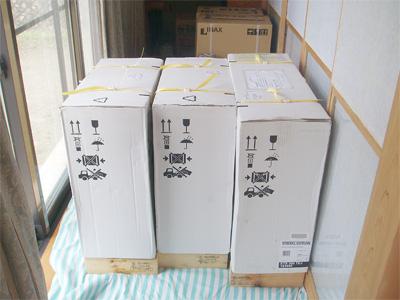 蓄熱暖房機本体
