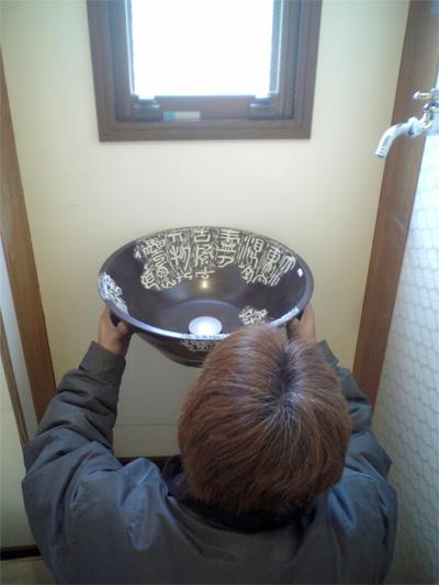洗面カウンターのイメージ