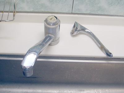 KOHLER(コーラー) シングルレバー混合水栓