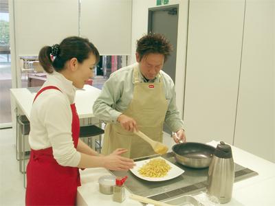 Switch!Station YAMANASHIで料理教室
