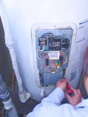 電気温水器の修理